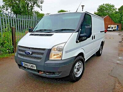 2011/61 Plate Ford Transit 330 2.2 Rwd 125Bhp Euro 5 Rdt Recovery Unit+Vat