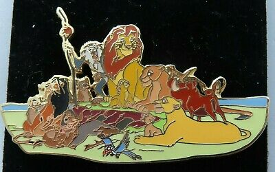 Disney Pin * Disney Auctions New Classics The Lion King LE 100 #40443