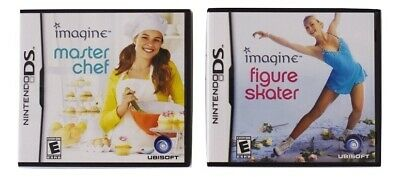 Nintendo Ds Video Game Lot Of 3 Imagine Fashion Designer New York World Tour 16 95 Picclick