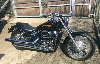 "Honda VT750DC ""Black Widow"" Chopper > Cruiser > LIEBHABERFAHRZEUG  RAR"