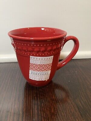 Matceramica Red Mug  Brand new with tags