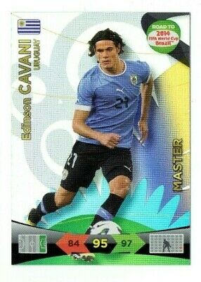 Cavani Uruguay. Panini Road To 2014 Fifa World Cup Brazil