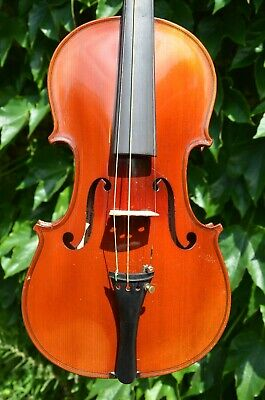 Old French Violin 1900's JTL with two labels