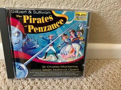Gilbert & Sullivan: The Pirates of Penzance (CD, Nov-1993, Telarc Distribution)