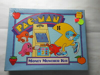 Pac-Man Money Muncher Kit Build your own Arcade 1980 Bally Midway
