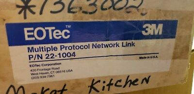 New, 3M 22-1004 EOTec Protocol Network link