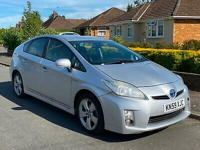 2009 Toyota Prius 1.8 VVT-i CVT T Spirit - Lpg Converted - Free Delivery! -