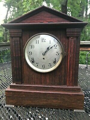 Seth Thomas sonora bell westminster chime clock