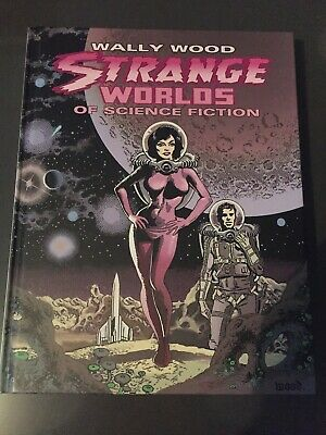 Wally Wood. Strange Worlds Of Science Fiction.