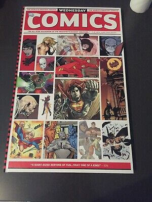DC Wednesday Comics. Oversized Hardcover Comic Collection