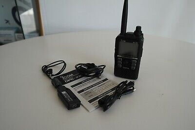 Icom ID51Plus D Star Handheld Transceiver with OPC-2350LU Cable - Radioworld UK