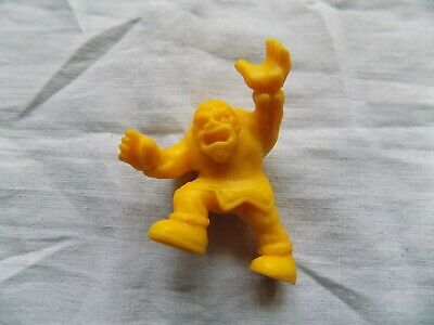 Vintage Monster In My Pocket  Yellow Hunchback
