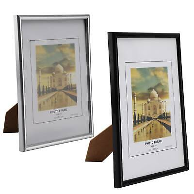 A4 Frame Company Black White or Beech Picture Photo Poster Frames Photo Frame UK