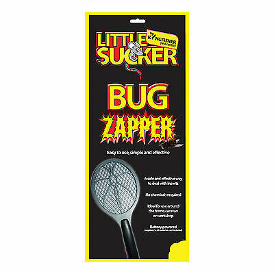 Electric Insect Bug Fly Mosquito Zapper Killer Swatter Indoor Outdoor