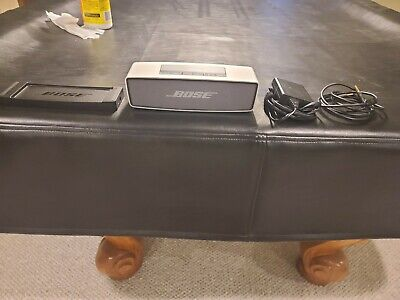 Bose SoundLink Mini II Bluetooth Speaker System - Silver FREE SHIPPING