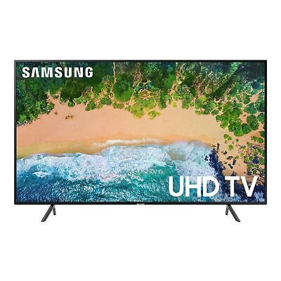 """Samsung - 75"""" Class - LED - NU7100 Series - 2160p - Smart - 4K UHD TV with HDR"""