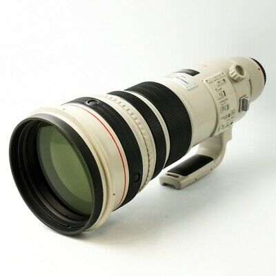 Canon 500Mm F4L Is Usm Lens