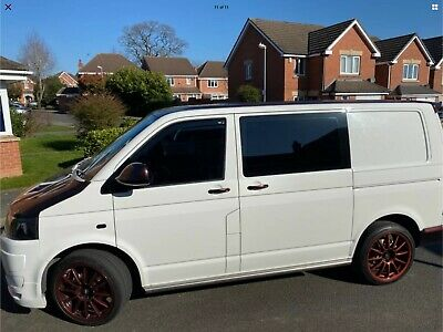 VW Transporter T5.1 cool modified day van/camper ideal conversion  NO VAT