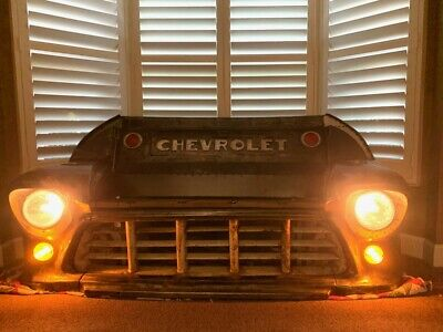 Antique Chevy Pickup Truck Couch (Mint Condition)