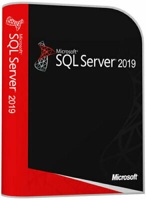 SQL Server 2019 Enterprise Product Key License FAST DELIVERY