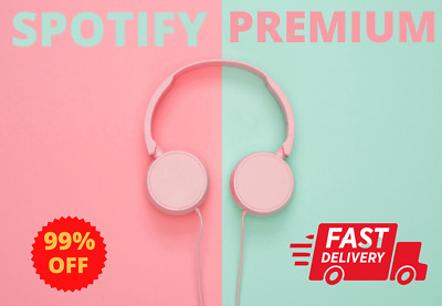 Spotify Premium   Lifetime   New or Upgrade   Worldwide   Instant Delivery