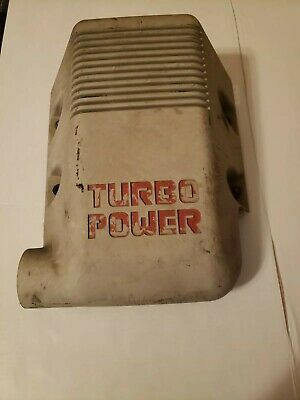 1995-1999 Chevrolet 6.5 Engine Cover Used Turbo Power