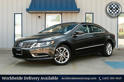 2016 Volkswagen CC TREND CLEAN CARFAX 59K MILES AUTO BACKUP CAM NICE! 469-300-9669