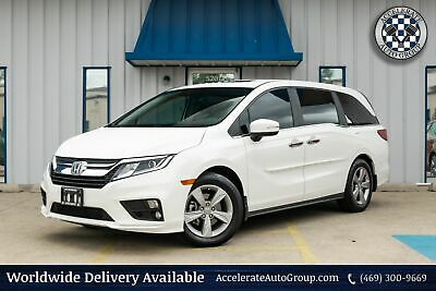 2019 Honda Odyssey EX-L LEATHER NAV 1 OWNER CLEAN CARFAX VERY NICE!!! 469-300-9669