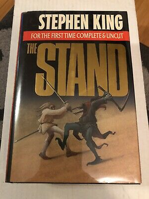 Stephen King The Stand (Complete/Uncut) TRUE First Edition $24.95 DOUBLEDAY (NF)