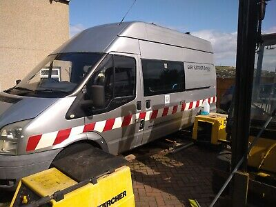 ford transit welfare van spares or repair