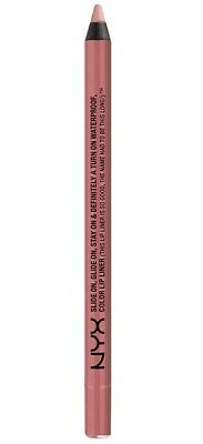 NYX Slide On, Glide On, Stay On Lipliner - SLLP14 Nude Suede Shoes