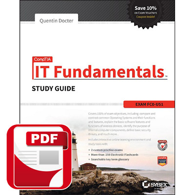 PDF CompTIA IT Fundamentals Study Guide Exam FC0-U51