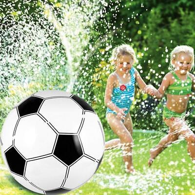 INFLATABLE FOOTBALL Blow up Swimming Beach Filler Ball Summer Party Bag