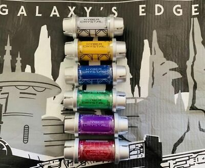 Galaxy's Edge Kyber Crystals Each Crystal is $28 Please select your color.