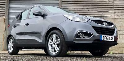 Hyundai ix35 1.7CRDi 16v ( 2WD ) Style *Finance Arranged*