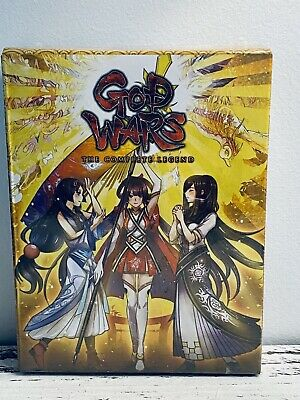 God Wars The Complete Legend Limited Edition Nintendo Switch Sealed NEW