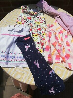 Girls bundle 2-3 years joules blue zoo Jo Jo maman be be unicorns flowers ice