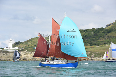 37' Double Ended Gaff Ketch Sailing Yacht