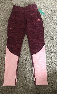 Girl's Karrimor Running Leggings!! Age 9-10 Years!! NWT!!!