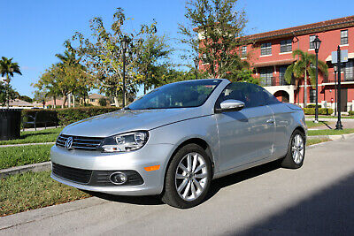 2012 Volkswagen Eos Komfort 2012 VOLKSWAGEN EOS KOMFORT, VOLKSWAGEN CONVERTIBLE, ONLY 54K MILES, EXCELLENT