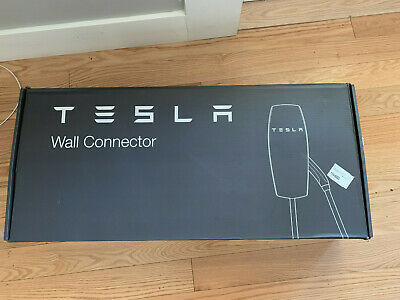 Tesla Wall Connector Charger Elon Musk Signature Edition 2nd Gen 24' Cord HPWC
