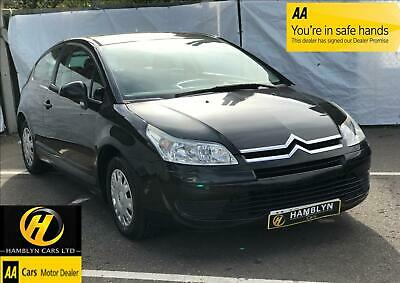 Citroen C4 1.4i 16v ( 90hp ) 2006, VT, Low Warranted Mileage, AA Approved