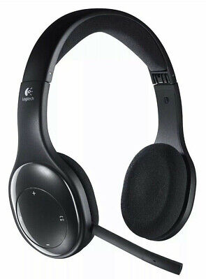 Logitech Bluetooth Wireless Headset H800 with Mic for PC, Tablets (981-000337)