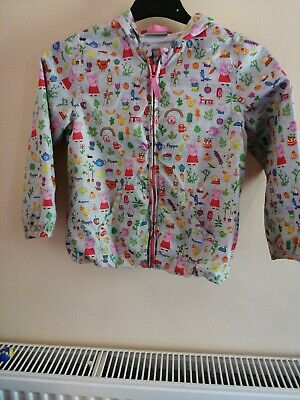 Peppa Pig Summer Jacket Age 4 To 5