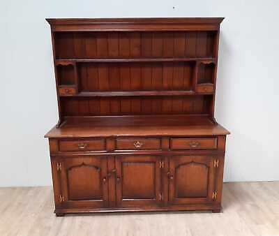Oak dresser by Titchmarsh and Goodwin