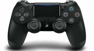 Black DualShock PS4 Wireless Controller