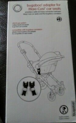 Maxi Cosi Car Seat Adapter For Bugaboo Chameleon Car Seat
