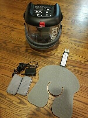 DONJOY Don Joy ICEMAN CLEAR 3 COLD Therapy Pain SYSTEM W/Universal Pad