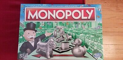Hasbro Gaming  - MONOPOLY GAME. Brand New. Still Sealed.