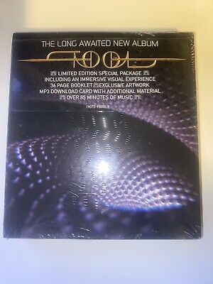 Tool Fear Inoculum Deluxe Edition NEW SEALED Read Desc